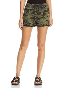 DL1961 - Beach 86th Camouflage Shorts