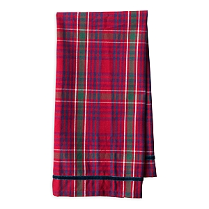 Juliska Red Tartan Tea Towel-Home