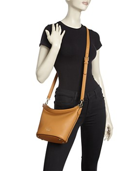 kate spade new york - Jackson Street Rubie Small Pebbled Leather Bucket Bag