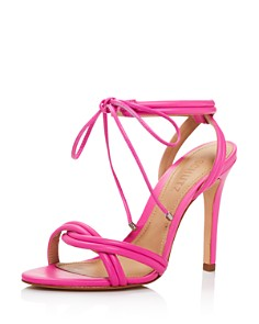 SCHUTZ - Women's Yvi Strappy High-Heel Sandals