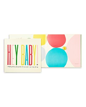 kate spade new york - Hey Baby First Year Book