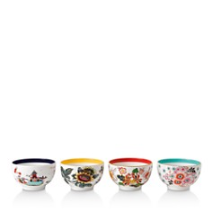 Wedgwood - Wonderlust Tea Bowls, Set of 4