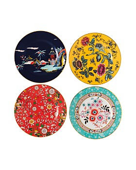 Wedgwood - Wonderlust Plates, Set of 4