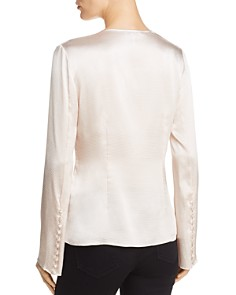Joie - Madora Textured Satin Top
