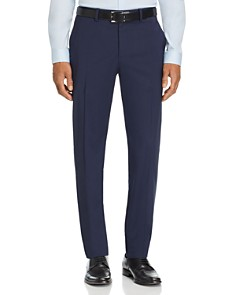 Theory - Mayer Tonal Tic-Stripe Slim Fit Suit Pants