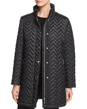 BASLER - Chevron Quilted Jacket