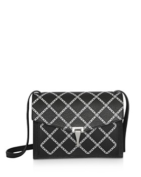 afed6e702339 Burberry - Small Link Print Leather Crossbody ...