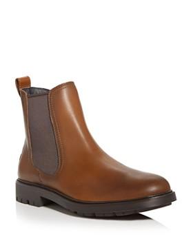 COACH - Men's Leather Chelsea Boots