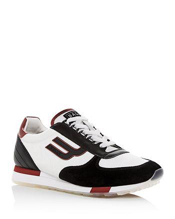 Bally - Men's Avino Color-Block Low-Top Sneakers
