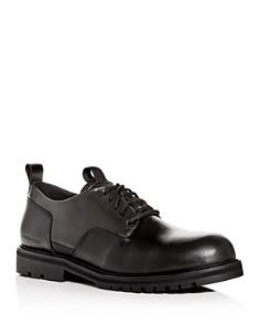 G-STAR RAW - Men's Core Leather Plain-Toe Oxfords