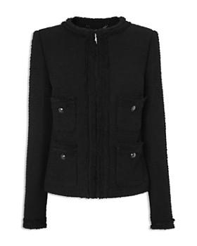 L.K.Bennett - Charlee Tweed Jacket