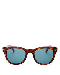 Tom Ford - Men's Eugenio Square Sunglasses, 52mm