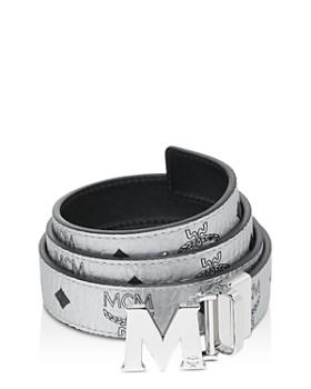 6e33459125db MCM - Women s Claus Medium Reversible Belt ...
