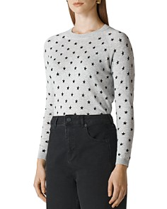 Whistles - Star-Print Sweater