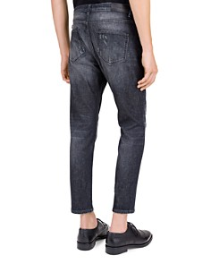 The Kooples - Relaxed Jeans in Black