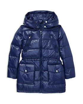 Ralph Lauren - Girls' Long Puffer Jacket - Little Kid