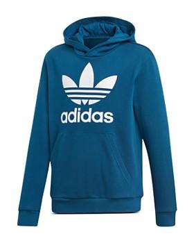 Adidas - Girls' Trefoil Hoodie - Big Kid