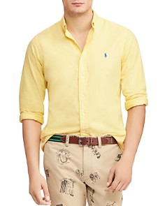 Polo Ralph Lauren - Slim Fit Button-Down Shirt