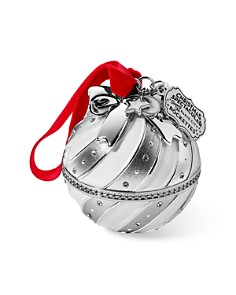 PANDORA - Limited-Edition Radio City Rockettes Ornament & Sterling Silver Charm Gift Set