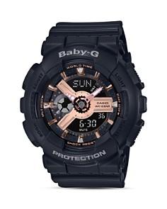 Baby-G - Baby-G Black Watch, 43.4mm