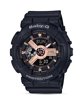 G-Shock - Baby-G Watch, 43.4mm