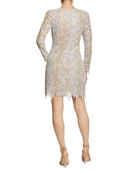 ... Dress the Population - Grace Sequin Embroidered Lace Dress 88e14e885