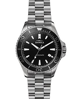 Shinola - Lake Superior Monster Dive Watch, 43mm