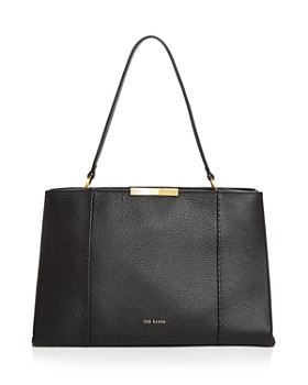 e42c593bfa5a16 Ted Baker - Faceted Bow Leather Tote ...