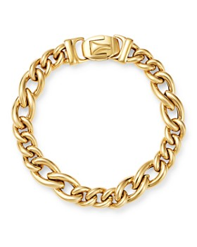 e901991a7 Bloomingdale's - 14K Yellow Gold Chain Link Bracelet - 100% Exclusive ...