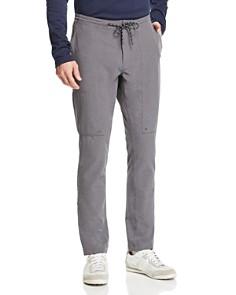 Michael Kors - Performance Straight Fit Drawstring Pants