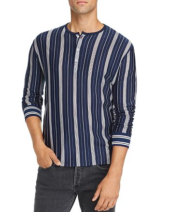 A.P.C. - Merioul Long-Sleeve Striped Jersey Henley