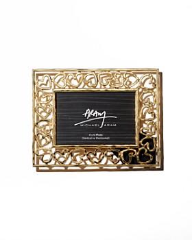 "Michael Aram - Gold Heart Frame, 4"" x 6"" - 100% Exclusive"