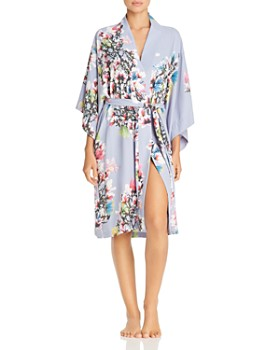 Women s Robes  Silk Robes and Bathrobes - Bloomingdale s cc0f8ff61
