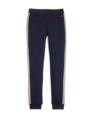 Scotch R'Belle Girls' Branded Side-Leg Sweatpants - Little Kid, Big Kid