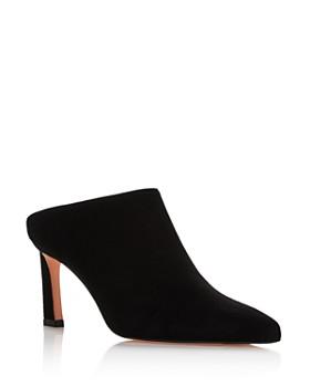 ed8badab4d06 Stuart Weitzman - Women s Mira Pointed Toe High-Heel Mules ...