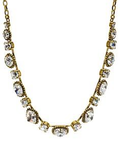"""Sorrelli - Embellished Elegance Necklace, 15"""""""