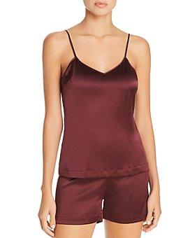 La Perla - Silk Cami & Pajama Shorts
