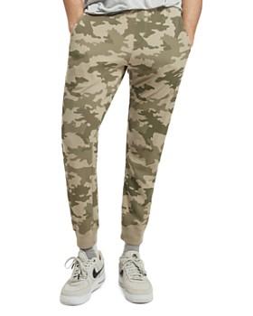 ATM Anthony Thomas Melillo - Camouflage-Print Piqué Jogger Pants