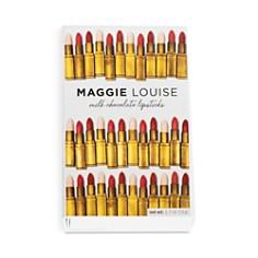 Maggie Louise Confections - Milk Chocolate Lipstick Trio Box