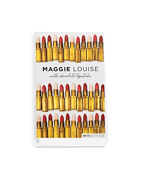 Maggie Louise Confections - Milk Chocolate Lipstick Trio Box
