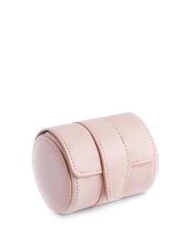 ROYCE New York - Leather Single Watch Travel Roll