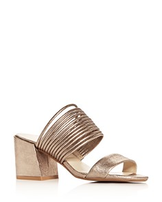 Kenneth Cole - Women's Hanna Block-Heel Sandals