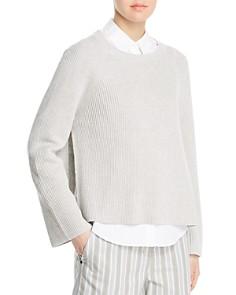 Lafayette 148 New York - Side Slit Sweater