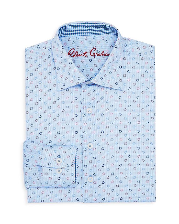 Robert Graham - Boys' Berges Dress Shirt - Big Kid