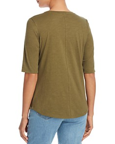 Eileen Fisher - Elbow-Sleeve Tee