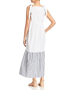 Weekend Max Mara - Utopico Ruffled Cotton Maxi Dress