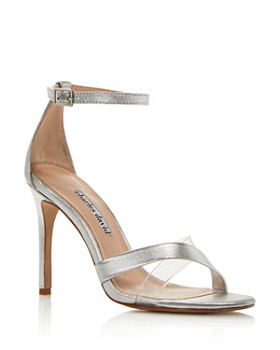 Charles David - Women's Courtney Translucent High-Heel Sandals