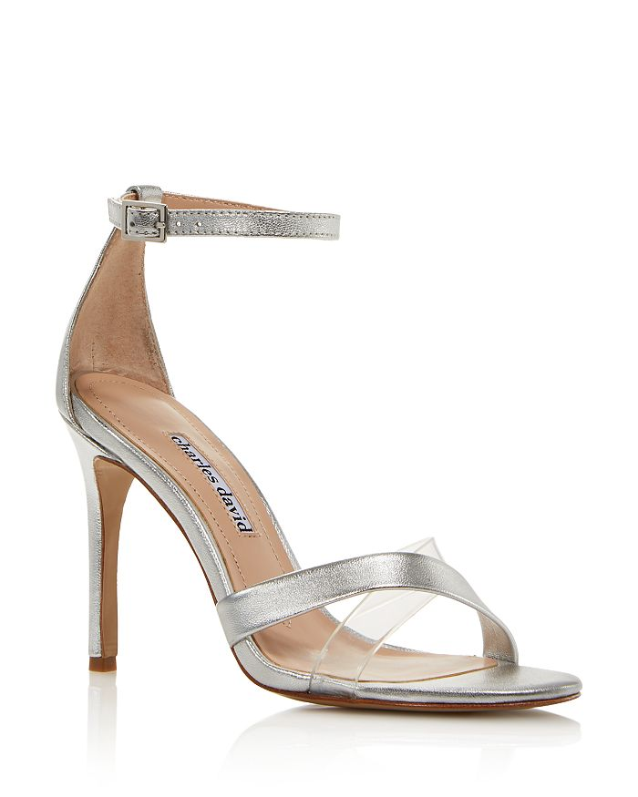 Charles David - Women's Courtney Translucent High-Heel Sandals