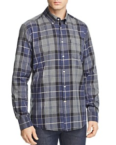 Barbour - Stapleton Plaid Oxford Slim Fit Button-Down Shirt