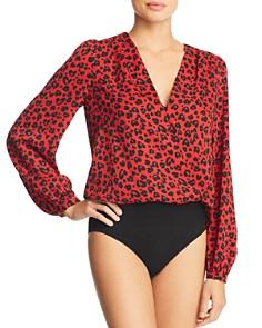 Lucy Paris - Leopard Print Bodysuit